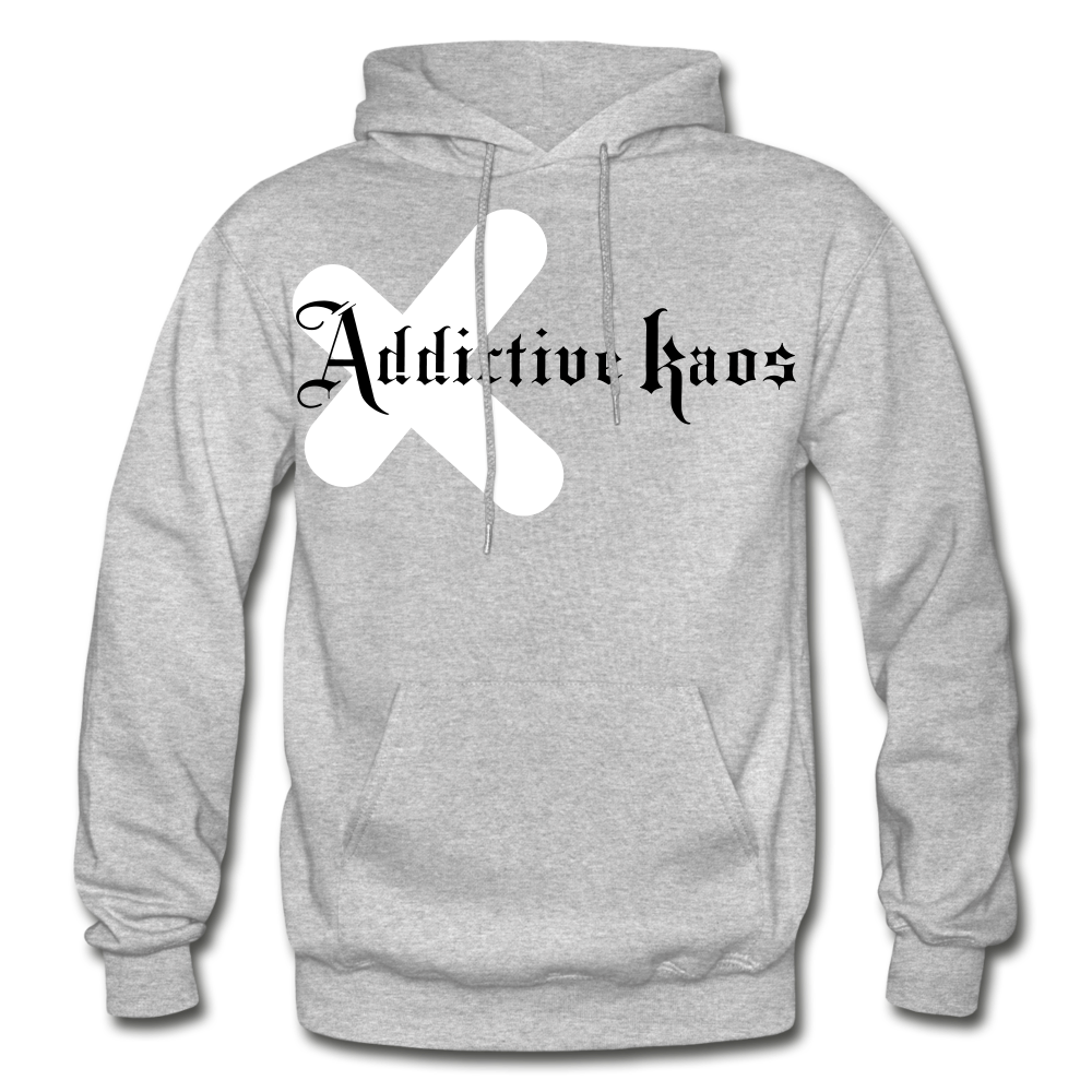 Fresh Exes Heavy Blend Hoodie - heather gray