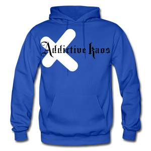 Fresh Exes Heavy Blend Hoodie - royal blue