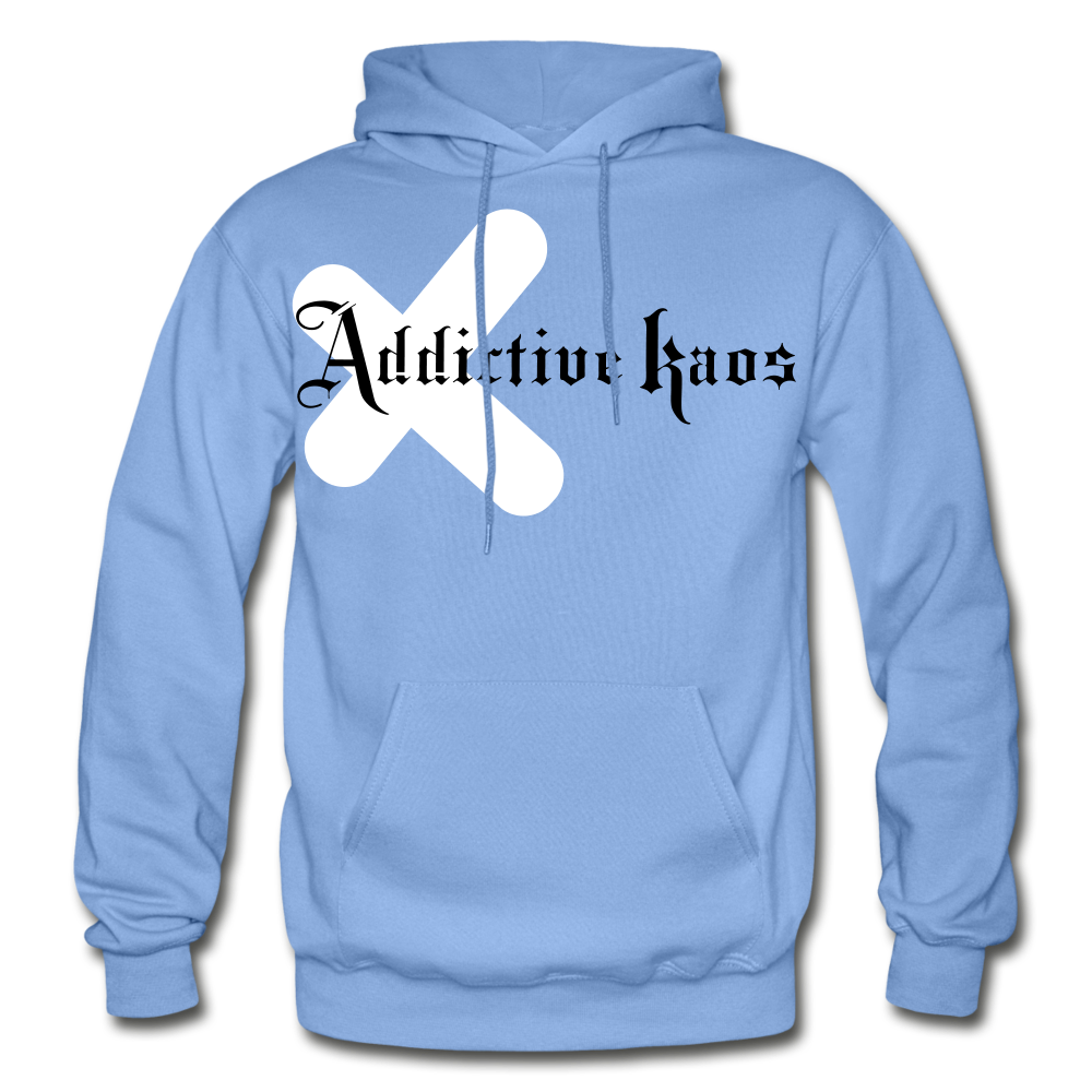 Fresh Exes Heavy Blend Hoodie - carolina blue