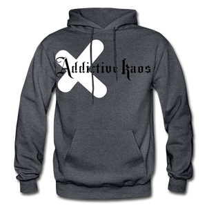 Fresh Exes Heavy Blend Hoodie - charcoal gray