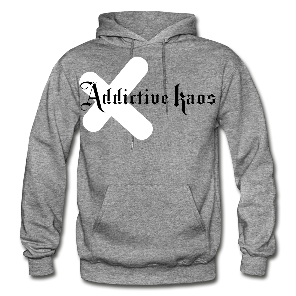 Fresh Exes Heavy Blend Hoodie - graphite heather