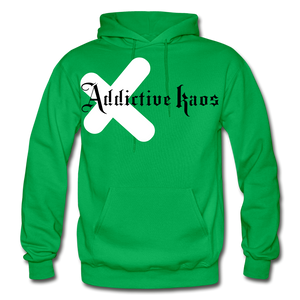 Fresh Exes Heavy Blend Hoodie - kelly green