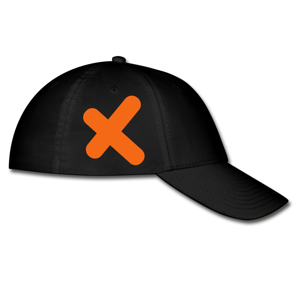 Fresh Exes Baseball Cap - black