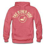The Other Side Heavy Blend Adult Hoodie - heather red