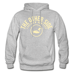 The Other Side Heavy Blend Adult Hoodie - heather gray