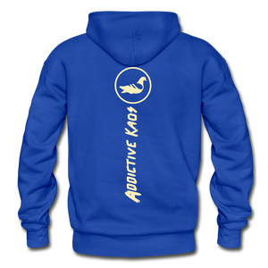 The Other Side Heavy Blend Adult Hoodie - royal blue