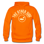 The Other Side Heavy Blend Adult Hoodie - orange