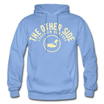 The Other Side Heavy Blend Adult Hoodie - carolina blue