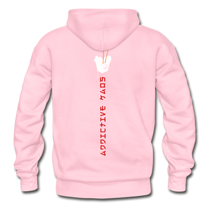 Mr. Lee's Heavy Blend Adult Hoodie - light pink