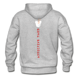 Mr. Lee's Heavy Blend Adult Hoodie - heather gray
