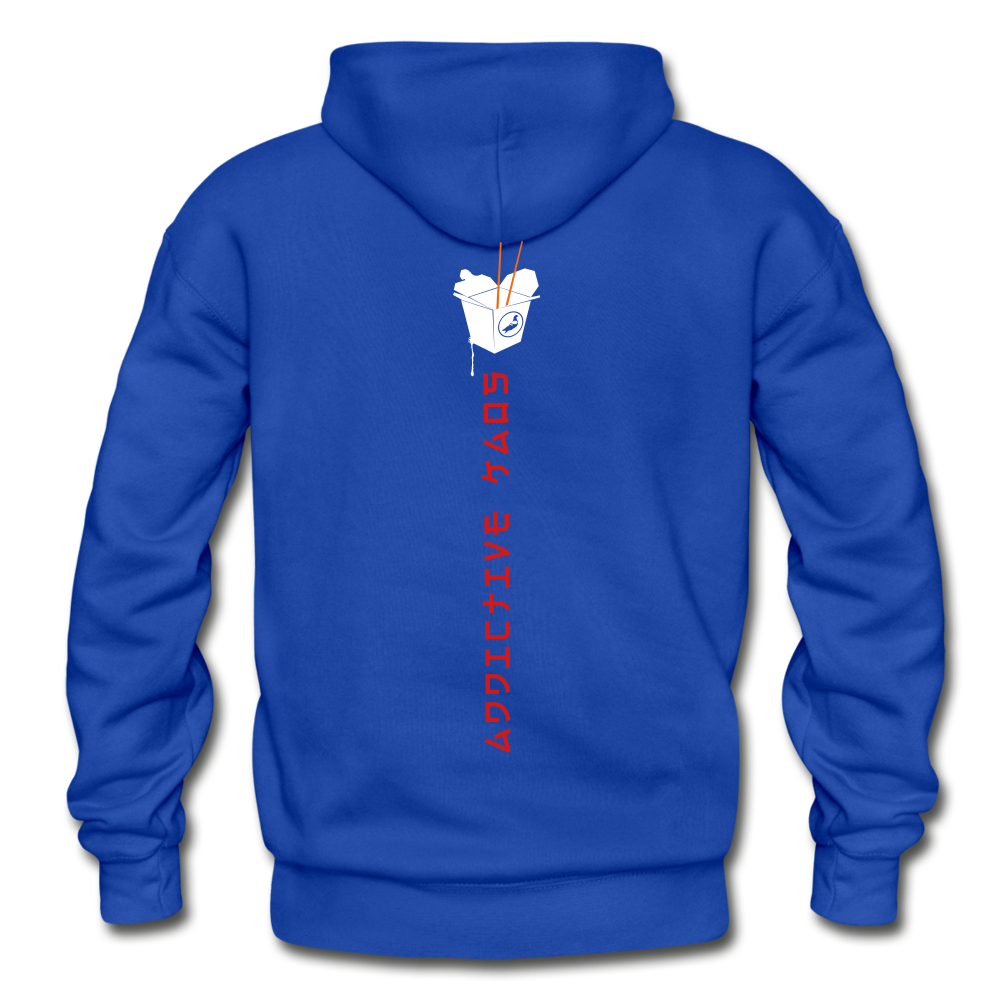 Mr. Lee's Heavy Blend Adult Hoodie - royal blue