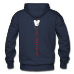Mr. Lee's Heavy Blend Adult Hoodie - navy