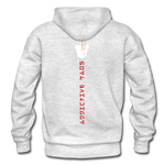 Mr. Lee's Heavy Blend Adult Hoodie - light heather gray