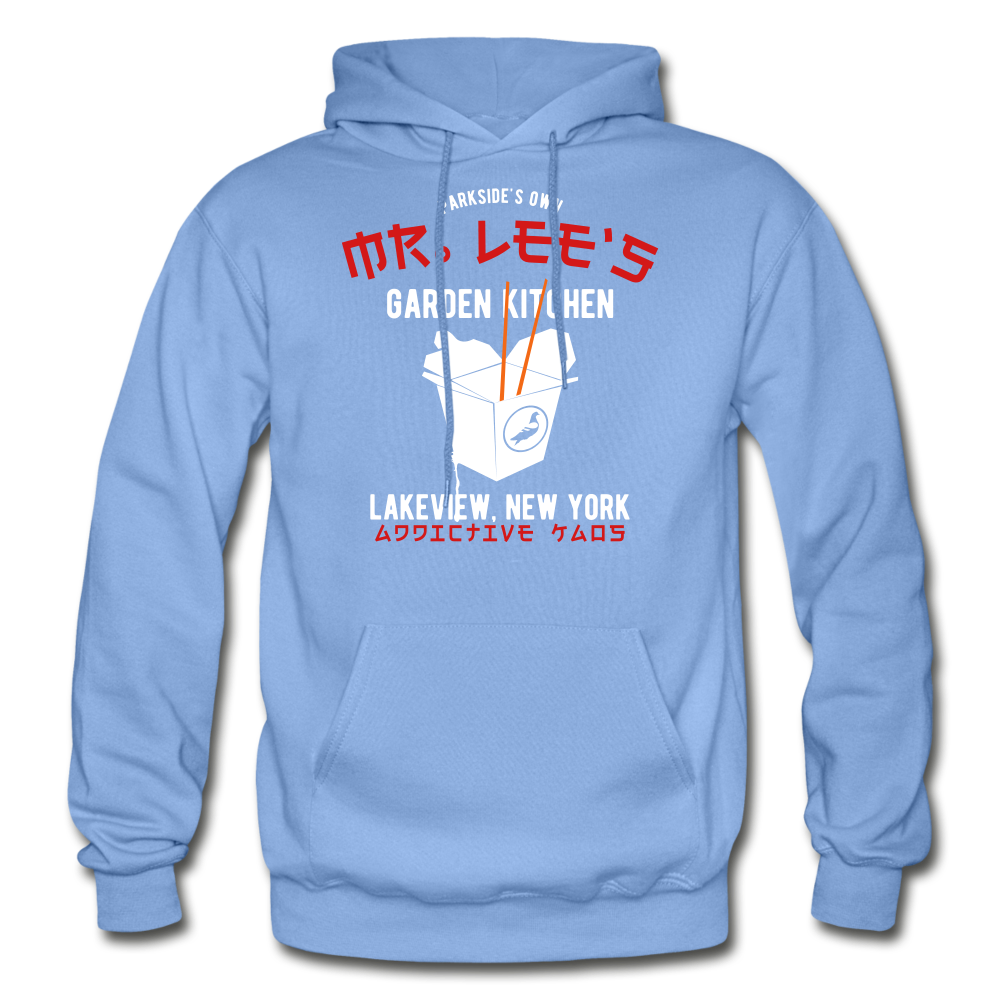 Mr. Lee's Heavy Blend Adult Hoodie - carolina blue