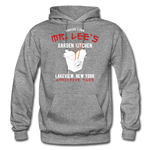 Mr. Lee's Heavy Blend Adult Hoodie - graphite heather