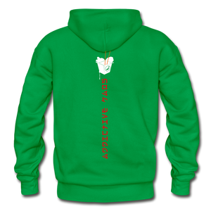 Mr. Lee's Heavy Blend Adult Hoodie - kelly green