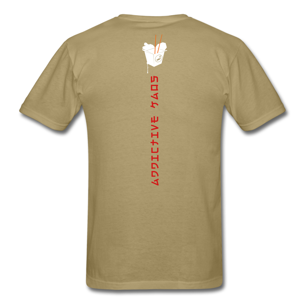 Mr. Lee's Men's T-Shirt - khaki