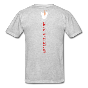 Mr. Lee's Men's T-Shirt - heather gray