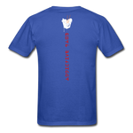 Mr. Lee's Men's T-Shirt - royal blue