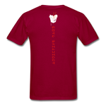Mr. Lee's Men's T-Shirt - dark red