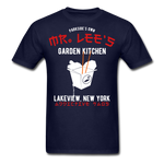 Mr. Lee's Men's T-Shirt - navy