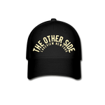 The Other Side Baseball Cap - black