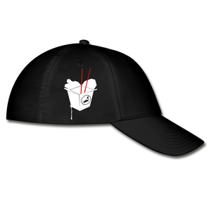 Mr. Lee's Baseball Cap - black