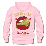 Ocean Lust Heavy Blend Adult Hoodie - light pink