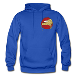 Ocean Lust Heavy Blend Adult Hoodie - royal blue