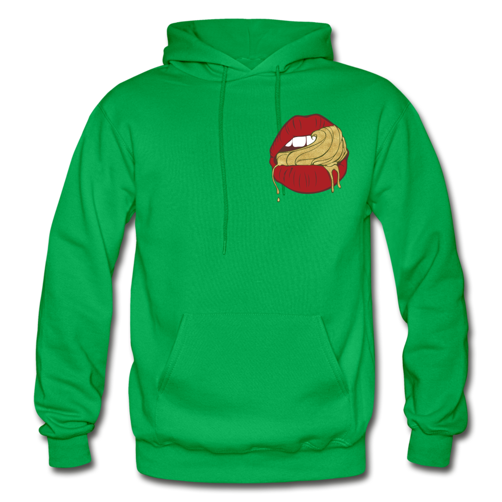 Ocean Lust Heavy Blend Adult Hoodie - kelly green