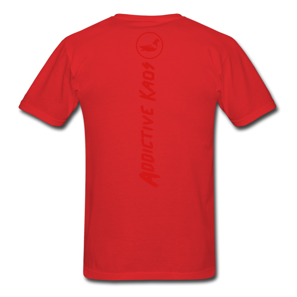 Th(Ink) Revolution Classic T-Shirt - red