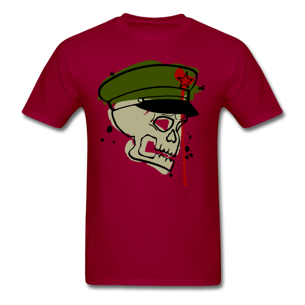 Th(Ink) Revolution Classic T-Shirt - dark red