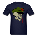 Th(Ink) Revolution Classic T-Shirt - navy