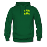 All of our Monsters Hoodie - forest green