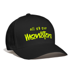 All of our Monsters Baseball Cap - black