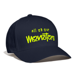 All of our Monsters Baseball Cap - navy