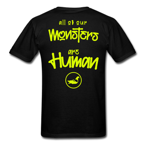 All of our Monsters T-Shirt - black