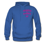 All of our Monsters (Alt) Hoodie - royal blue