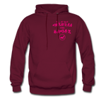 All of our Monsters (Alt) Hoodie - burgundy