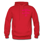 All of our Monsters (Alt) Hoodie - red