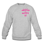 All of our Monsters (Alt) Crewneck Sweatshirt - heather gray