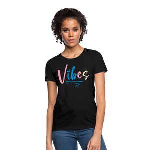 Vibes Women's T-Shirt - black