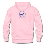 Rival Heavy Blend Adult Hoodie - light pink