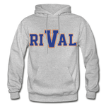 Rival Heavy Blend Adult Hoodie - heather gray