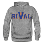 Rival Heavy Blend Adult Hoodie - graphite heather