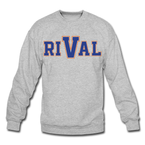 Rival Crewneck Sweatshirt - heather gray
