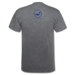 Rival T-Shirt - mineral charcoal gray