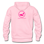 Erotique Heavy Blend Adult Hoodie - light pink