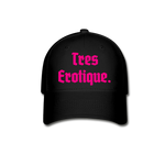 Erotique Baseball Cap - black