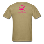 Erotique T-Shirt - khaki